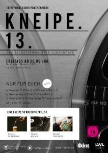 Kneipe13 @ Treffpunkt 13drei