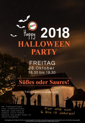 Halloween-Party 2018
