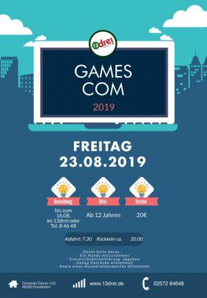 Gamescom-Fahrt
