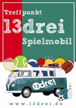 13drei Spielmobil