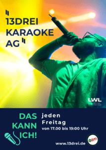 Karaoke AG @ Kinder- und Jugendzentrum Treffpunkt 13drei