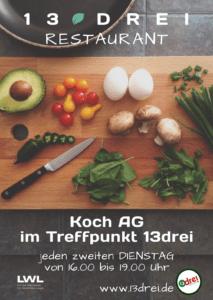 Koch AG @ Kinder- und Jugendzentrum Treffpunkt 13drei