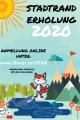 Stadtranderholung 2020