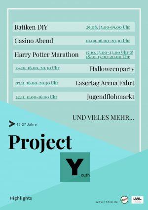 NEU: Project Y