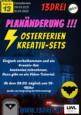 13drei-blog Nr.2 – 22.03.2021 – Planänderung Osterferienprogramm