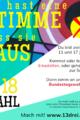 U18 Bundestagswahl in Emsdetten